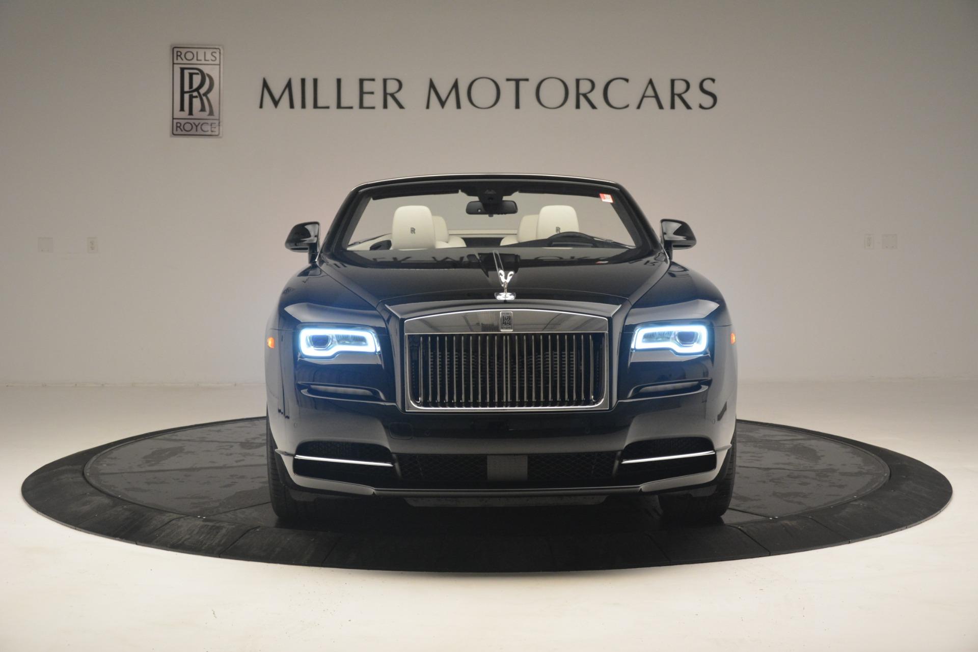 Used 2018 Rolls-Royce Dawn  For Sale In Westport, CT 3044_p2
