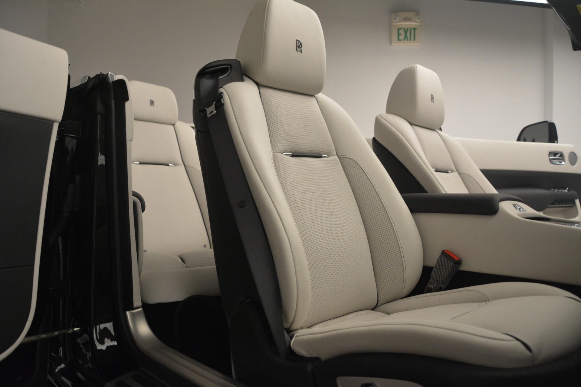 Used 2018 Rolls-Royce Dawn  For Sale In Westport, CT 3044_p35