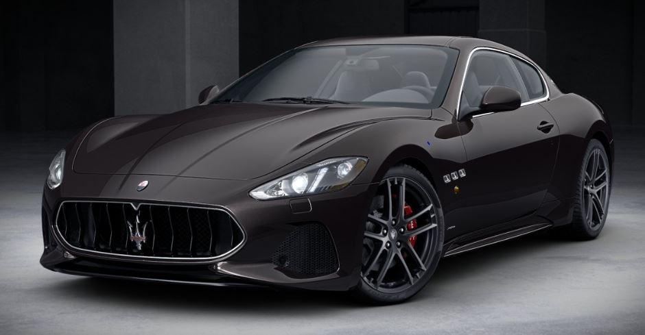 New 2018 Maserati Granturismo Westport Ct