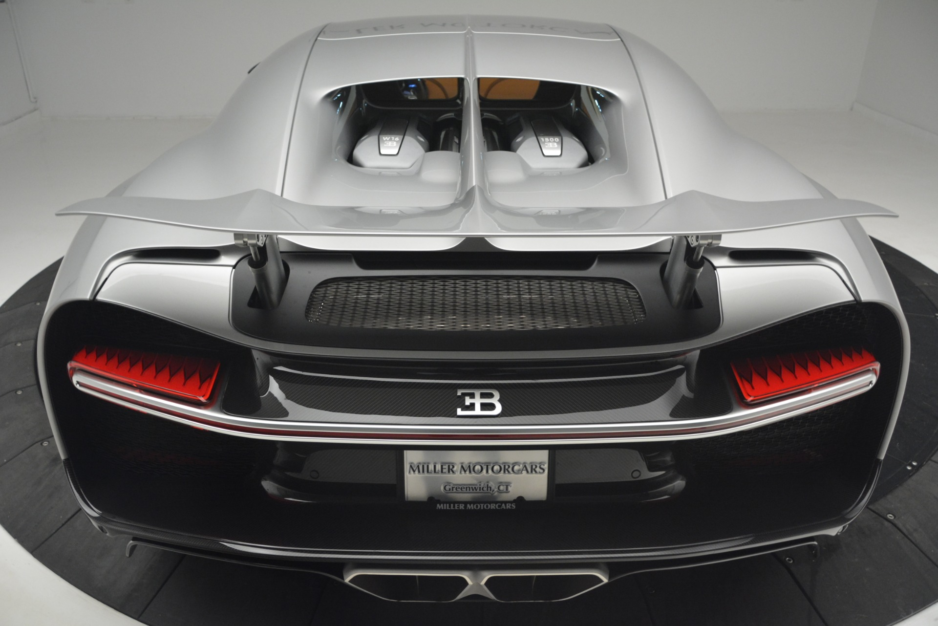 Used 2019 Bugatti Chiron  For Sale In Westport, CT 3048_p28