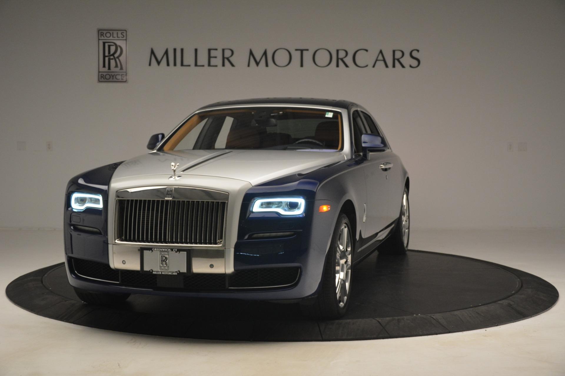 Used 2016 Rolls-Royce Ghost  For Sale In Westport, CT 3050_main