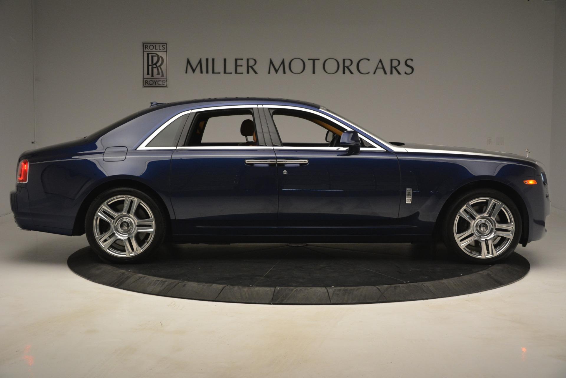 Used 2016 Rolls-Royce Ghost  For Sale In Westport, CT 3050_p12