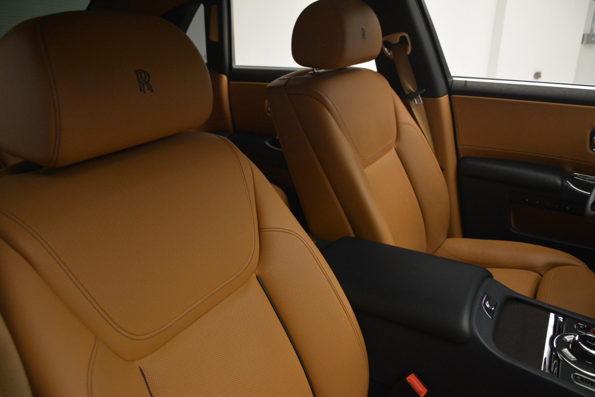 Used 2016 Rolls-Royce Ghost  For Sale In Westport, CT 3050_p19
