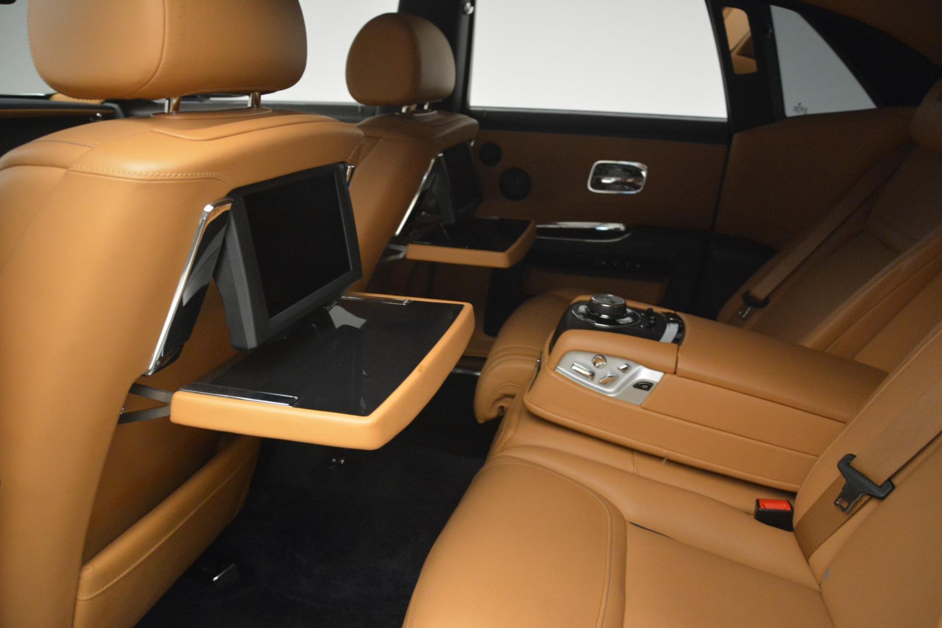 Used 2016 Rolls-Royce Ghost  For Sale In Westport, CT 3050_p22