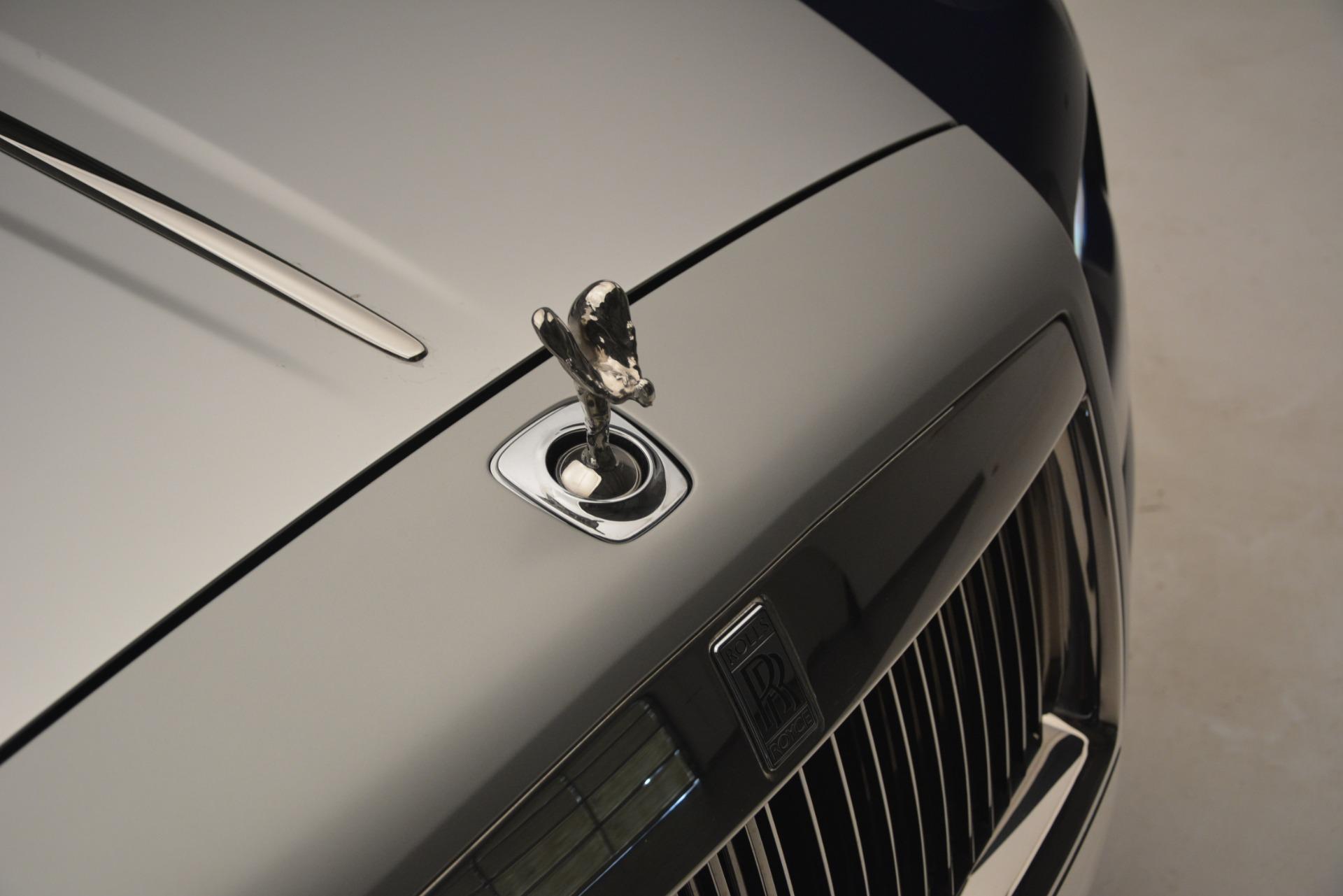Used 2016 Rolls-Royce Ghost  For Sale In Westport, CT 3050_p30
