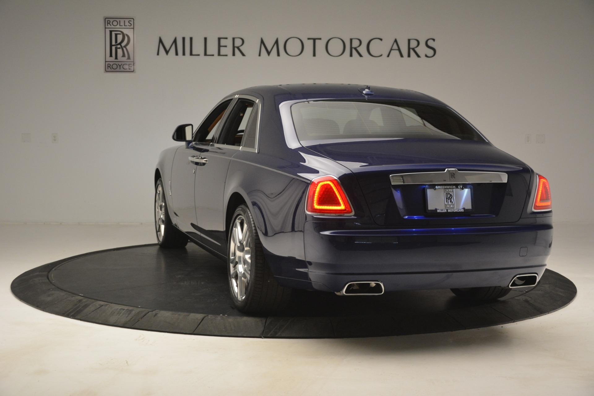 Used 2016 Rolls-Royce Ghost  For Sale In Westport, CT 3050_p6