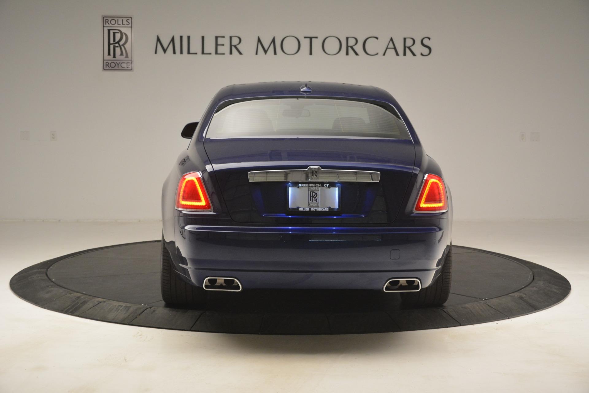 Used 2016 Rolls-Royce Ghost  For Sale In Westport, CT 3050_p7