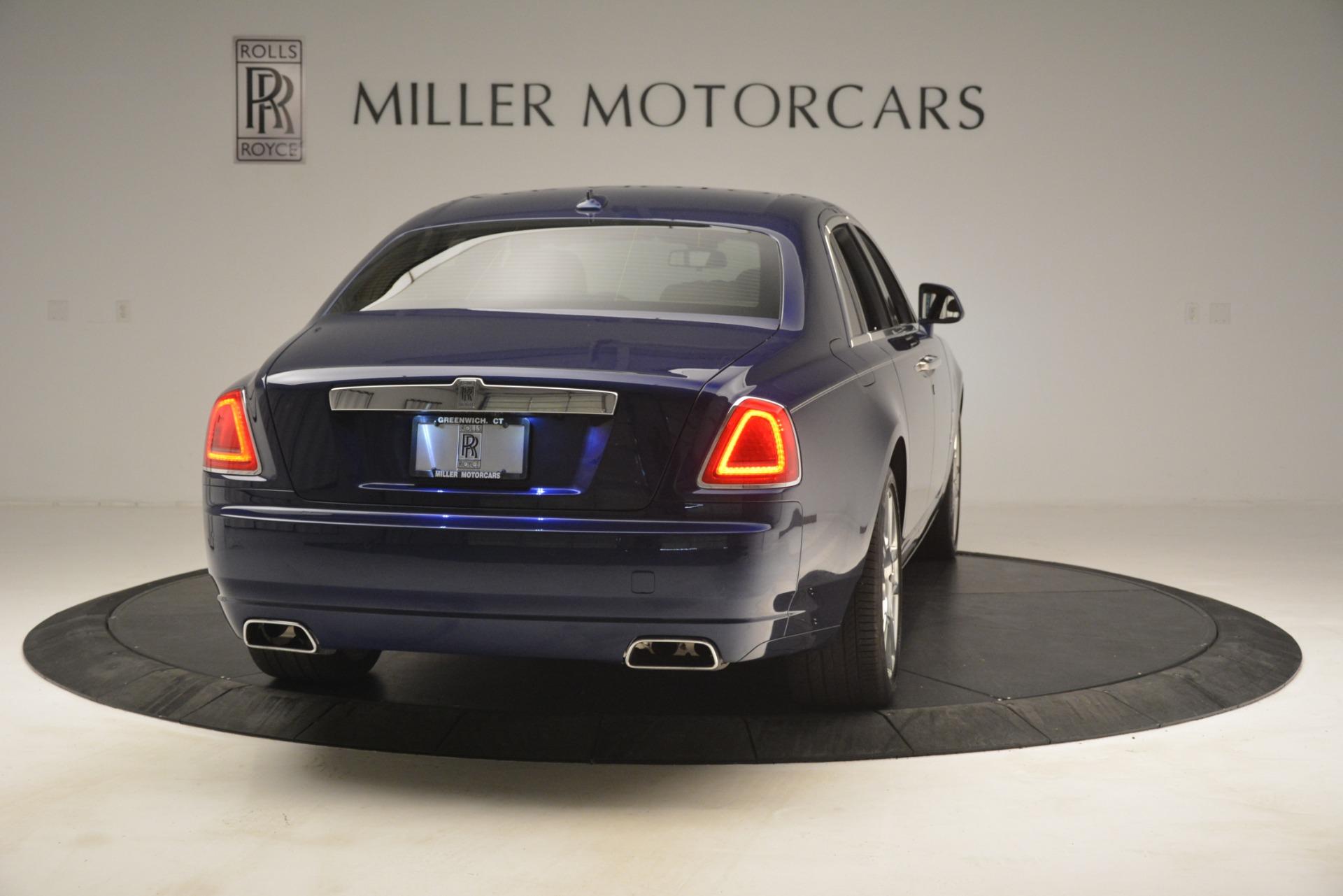 Used 2016 Rolls-Royce Ghost  For Sale In Westport, CT 3050_p9