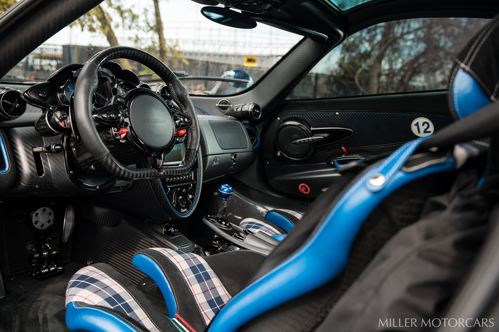 Used 2017 Pagani Huayra BC Macchina Volante For Sale In Westport, CT 3051_p34