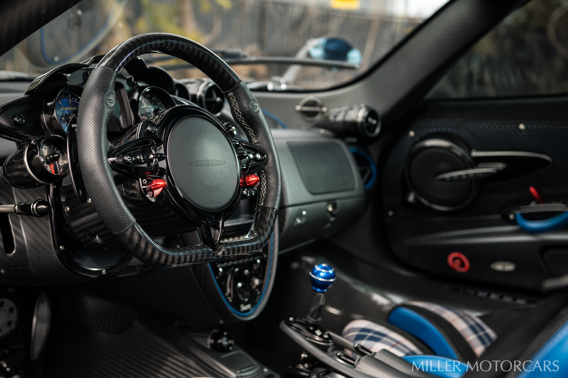 Used 2017 Pagani Huayra BC Macchina Volante For Sale In Westport, CT 3051_p35