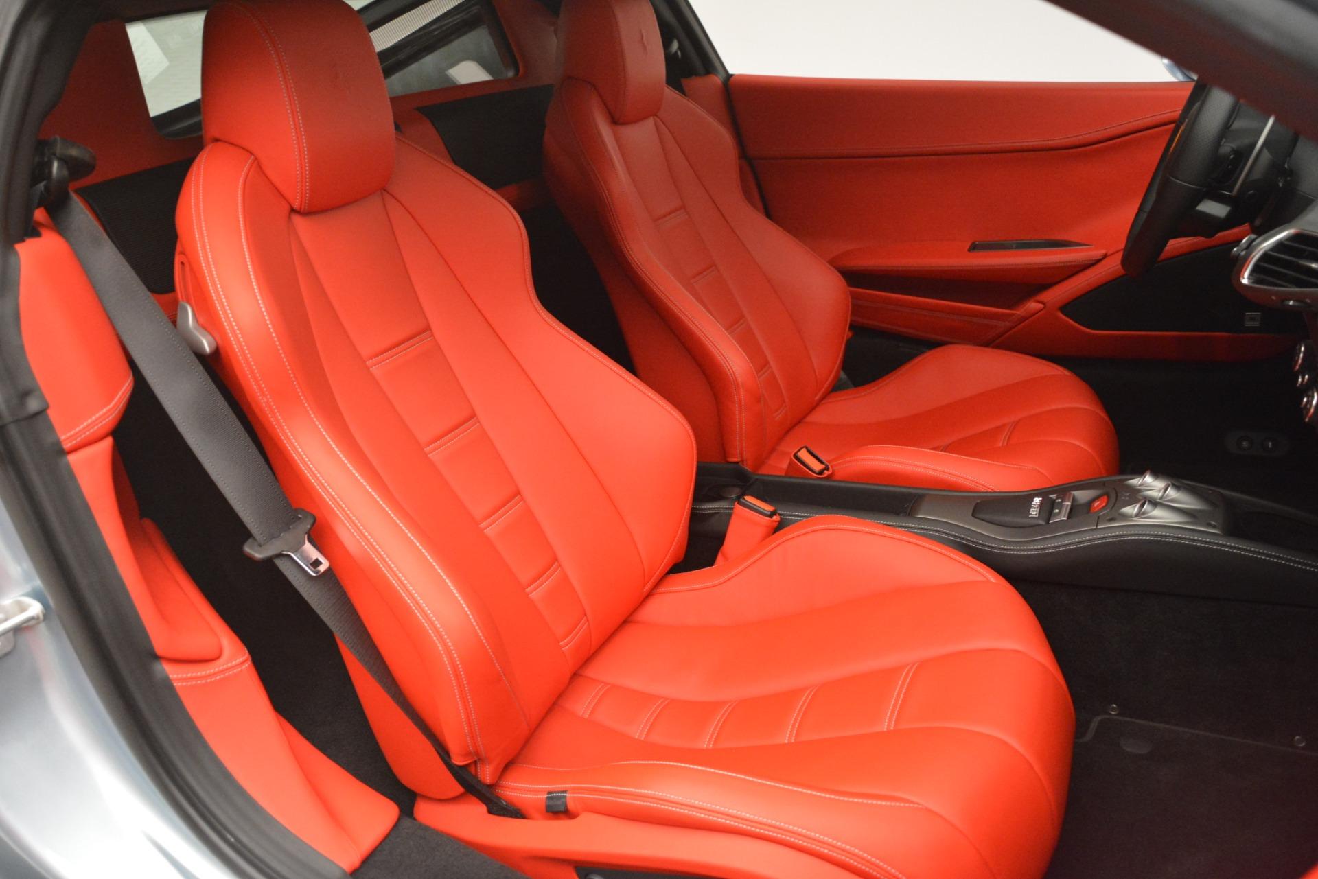Used 2015 Ferrari 458 Italia  For Sale In Westport, CT 3052_p19