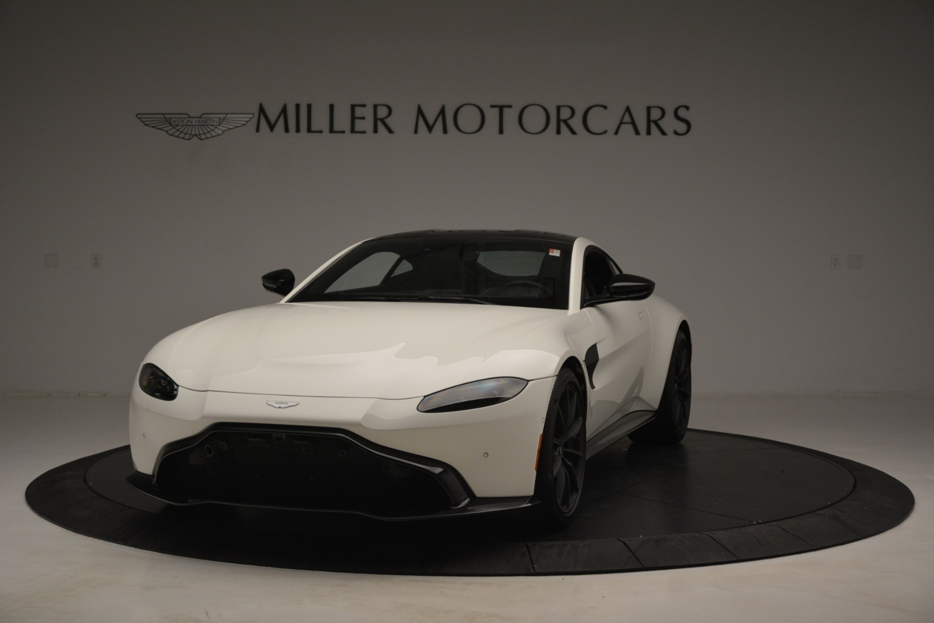 New 2019 Aston Martin Vantage V8 For Sale In Westport, CT 3053_p2
