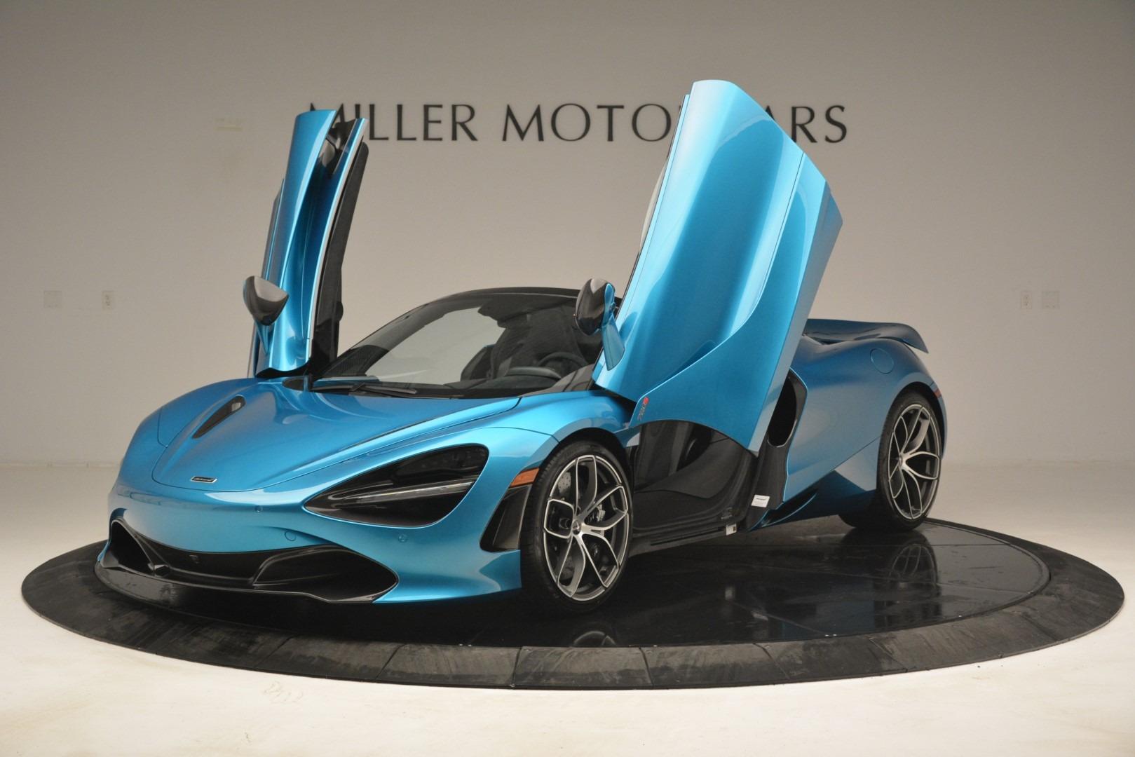 New 2019 McLaren 720S Spider Convertible For Sale In Westport, CT 3054_p13