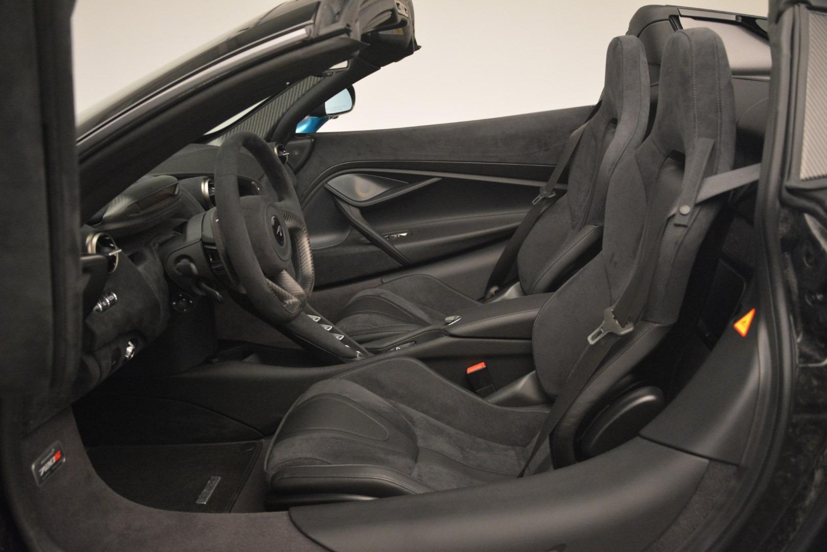 New 2019 McLaren 720S Spyder Convertible For Sale In Westport, CT 3054_p24