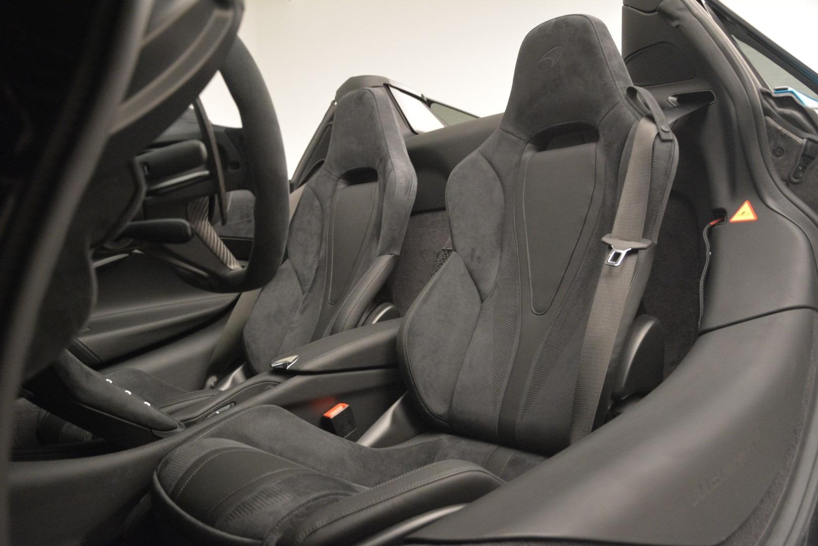 New 2019 McLaren 720S Spider Convertible For Sale In Westport, CT 3054_p25