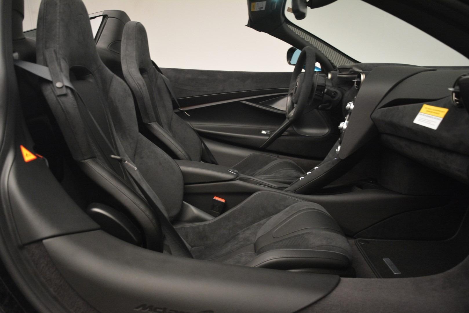 New 2019 McLaren 720S Spyder Convertible For Sale In Westport, CT 3054_p27