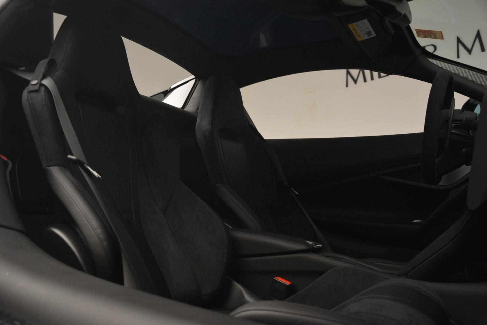 New 2019 McLaren 720S Spyder Convertible For Sale In Westport, CT 3054_p28