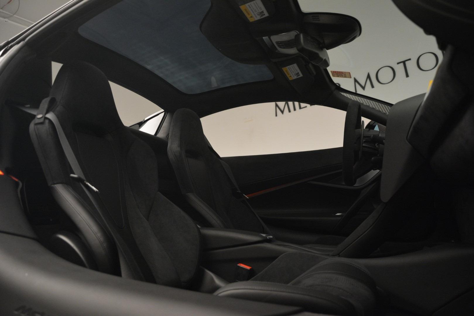 New 2019 McLaren 720S Spyder Convertible For Sale In Westport, CT 3054_p29