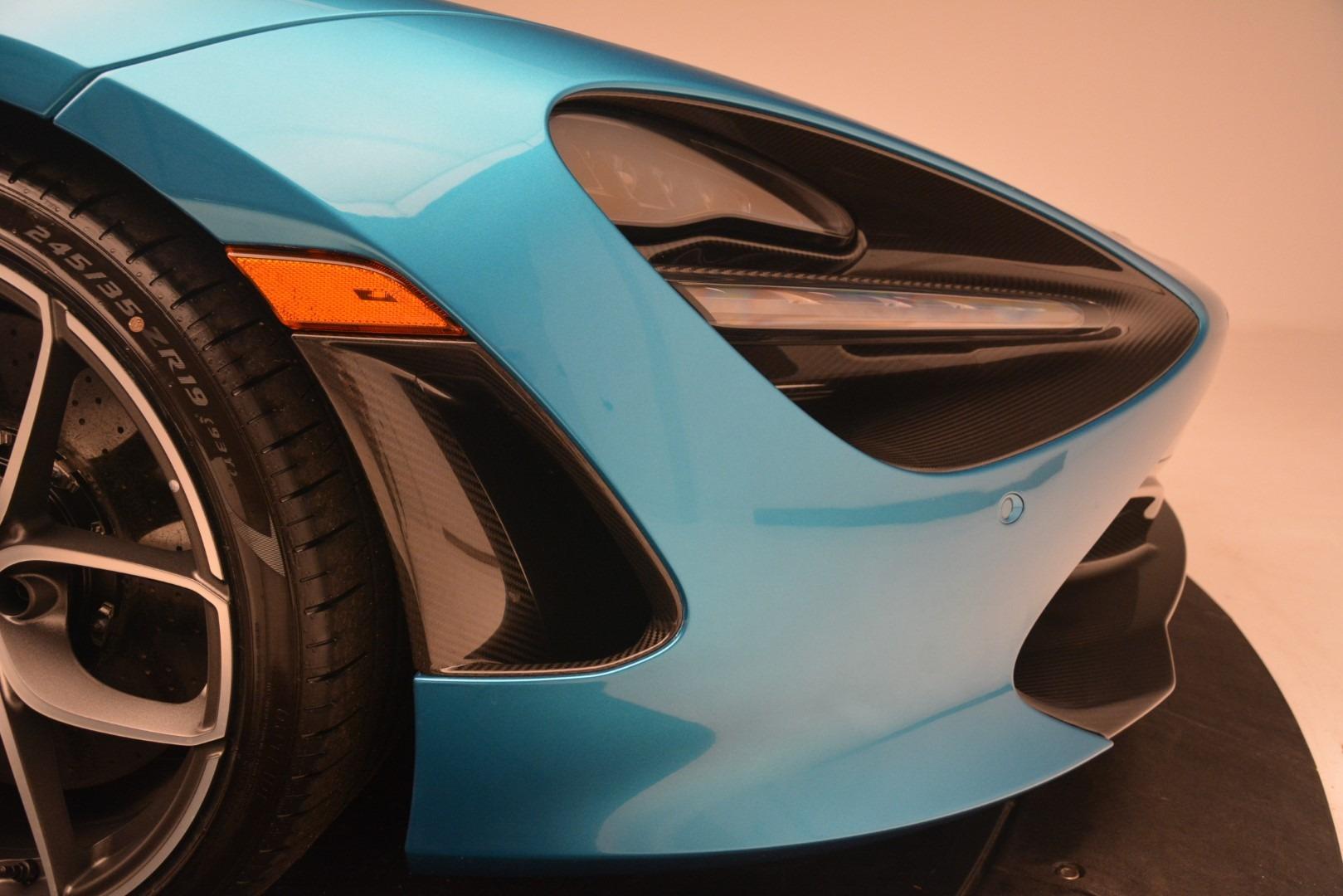 New 2019 McLaren 720S Spyder Convertible For Sale In Westport, CT 3054_p30