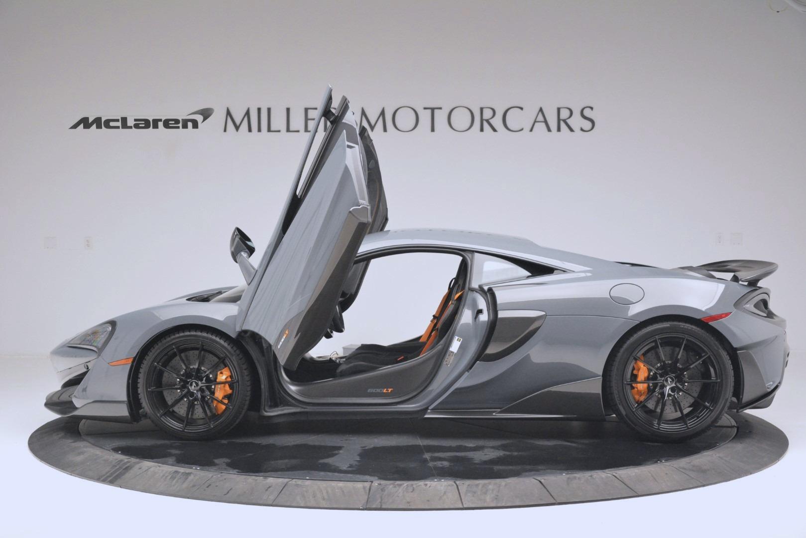 New 2019 McLaren 600LT Coupe For Sale In Westport, CT 3055_p15