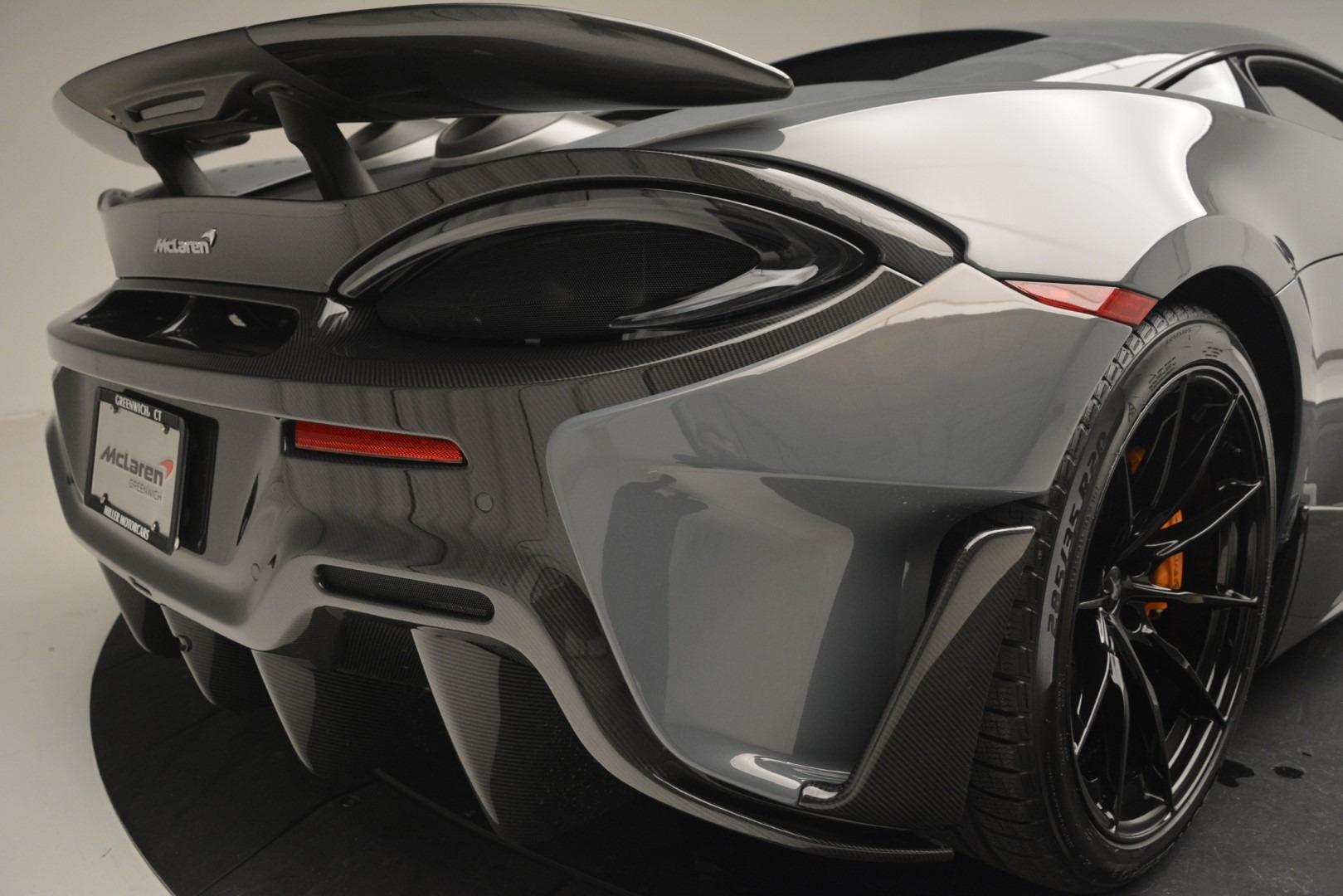 New 2019 McLaren 600LT Coupe For Sale In Westport, CT 3055_p25
