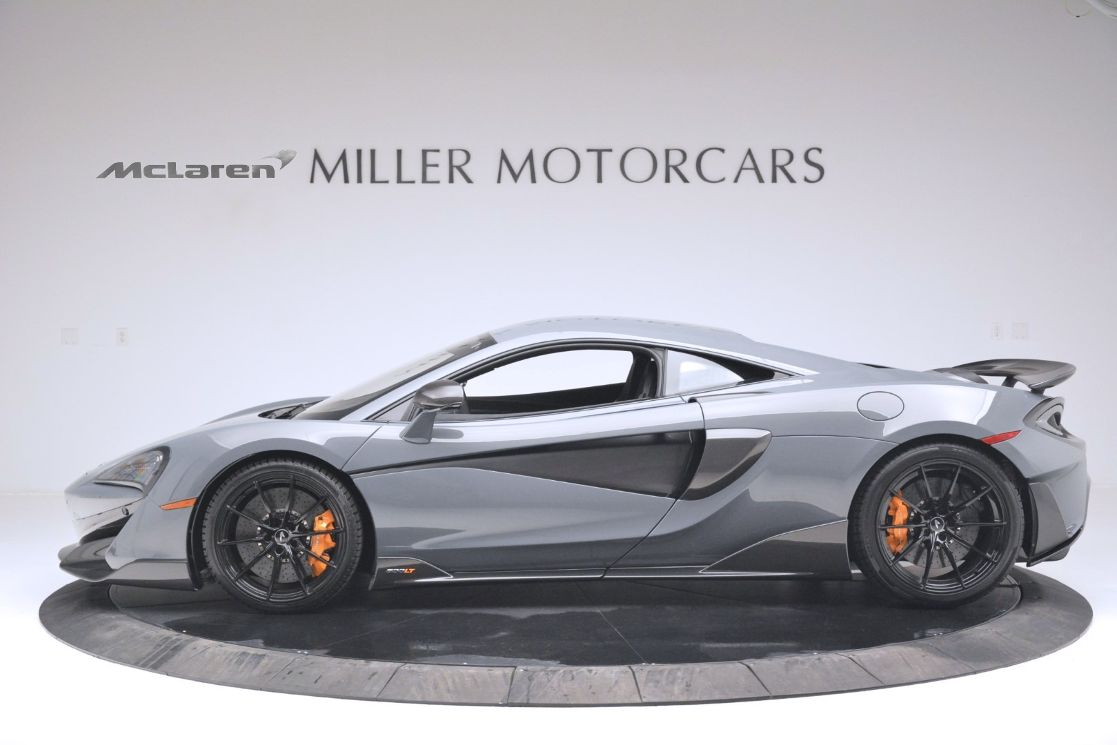 New 2019 McLaren 600LT Coupe For Sale In Westport, CT 3055_p3