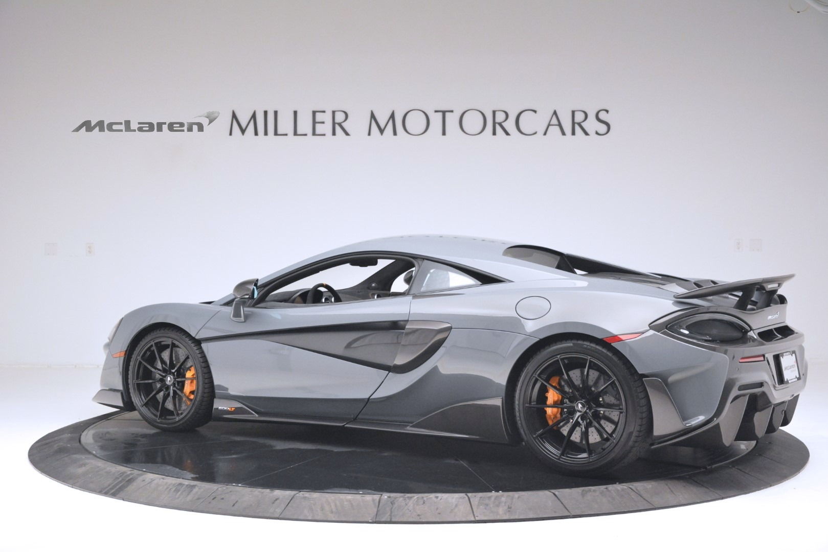 New 2019 McLaren 600LT Coupe For Sale In Westport, CT 3055_p4