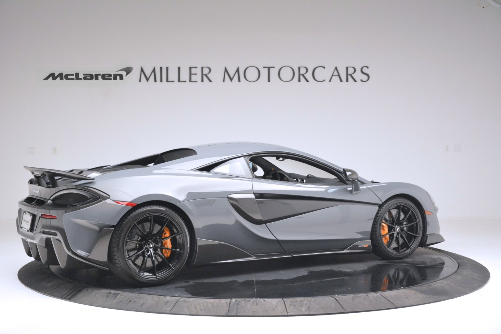 New 2019 McLaren 600LT Coupe For Sale In Westport, CT 3055_p8