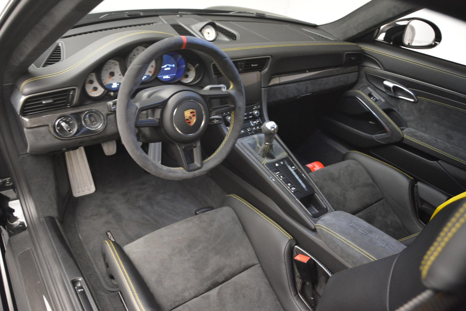 Used 2018 Porsche 911 GT3 For Sale In Westport, CT 3056_p13