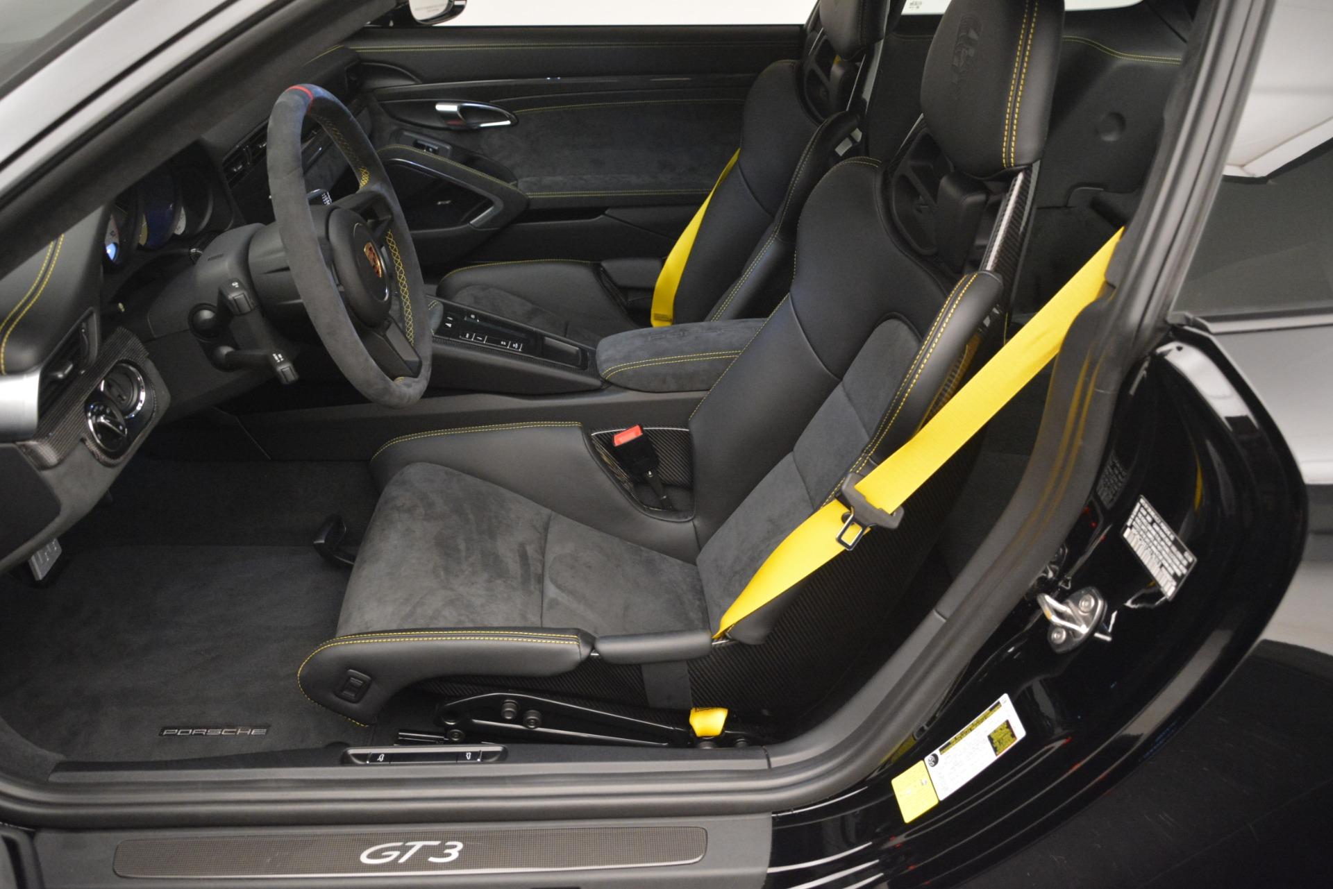 Used 2018 Porsche 911 GT3 For Sale In Westport, CT 3056_p14