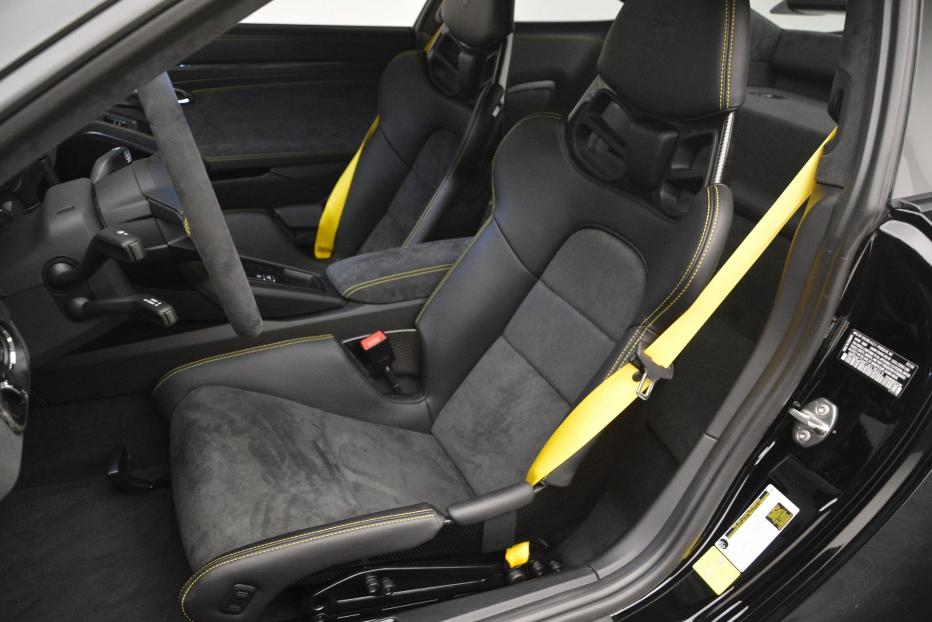 Used 2018 Porsche 911 GT3 For Sale In Westport, CT 3056_p15
