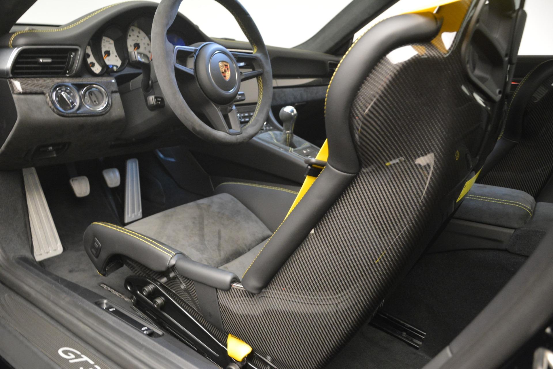 Used 2018 Porsche 911 GT3 For Sale In Westport, CT 3056_p17
