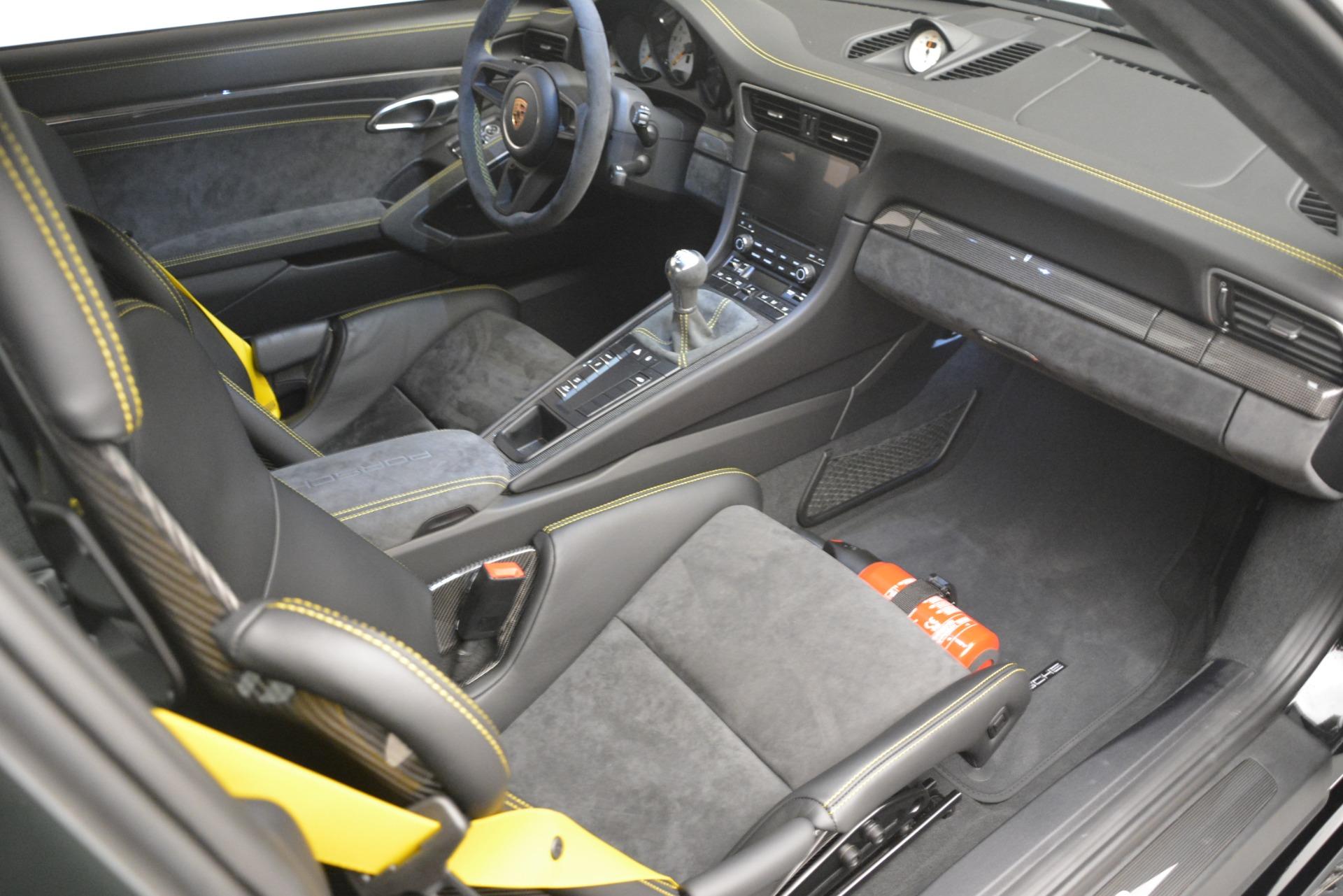 Used 2018 Porsche 911 GT3 For Sale In Westport, CT 3056_p19