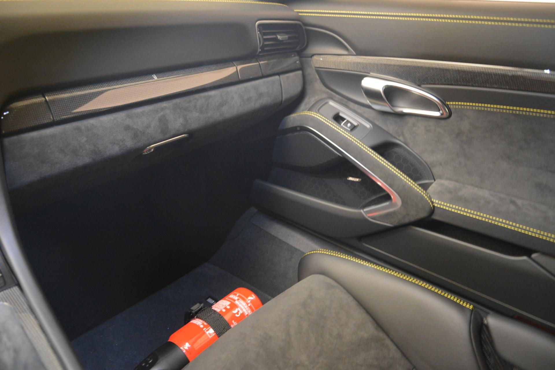 Used 2018 Porsche 911 GT3 For Sale In Westport, CT 3056_p28