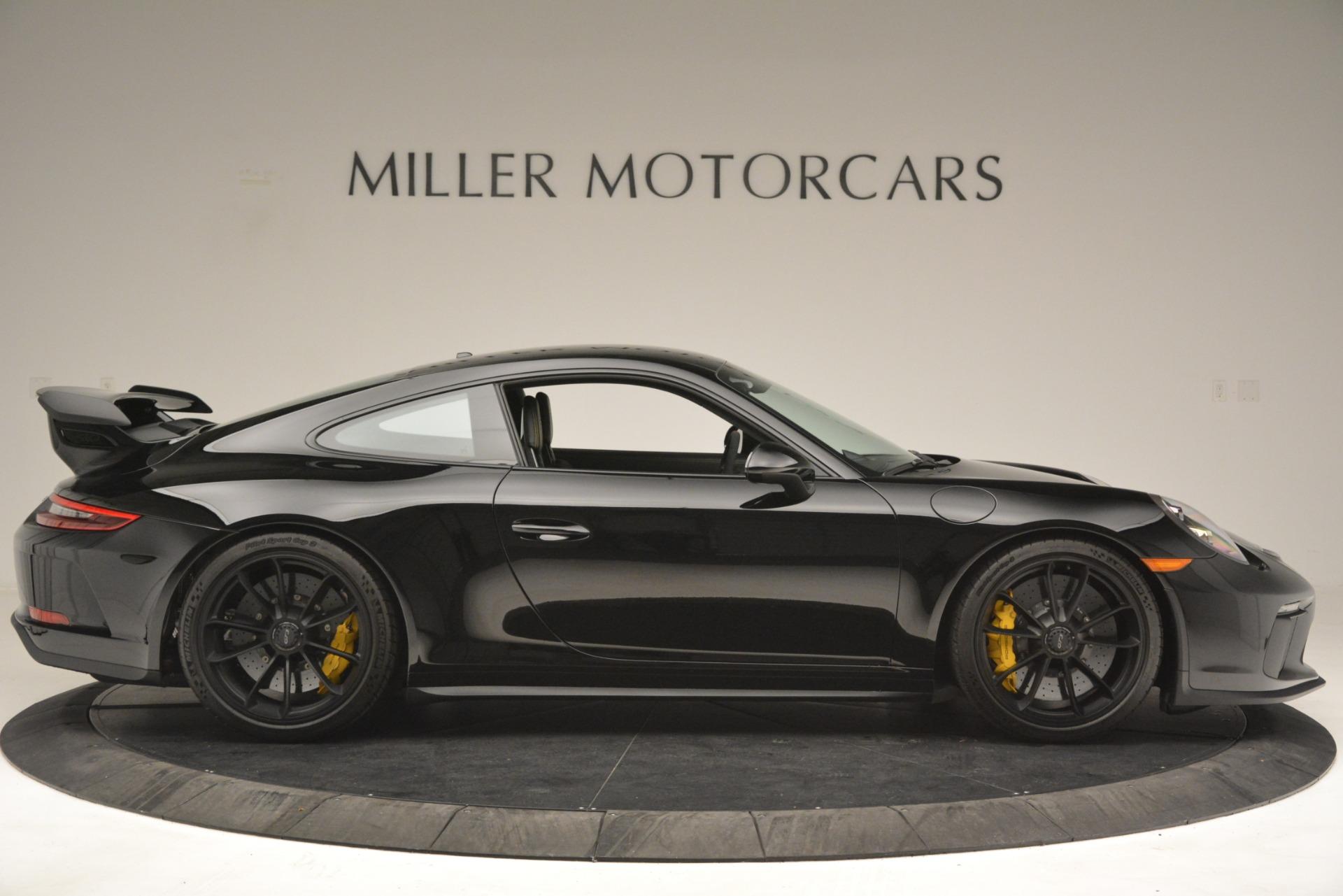 Used 2018 Porsche 911 GT3 For Sale In Westport, CT 3056_p9