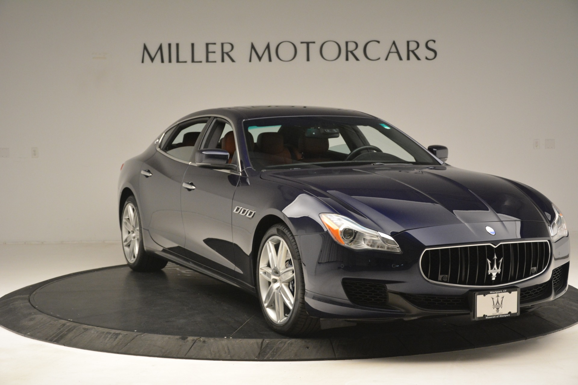 Used 2015 Maserati Quattroporte S Q4 For Sale In Westport, CT 3058_p11