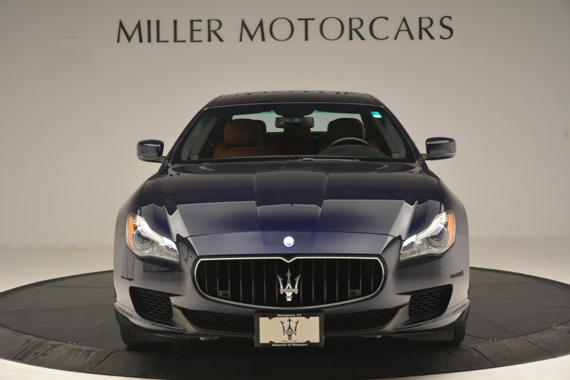 Used 2015 Maserati Quattroporte S Q4 For Sale In Westport, CT 3058_p12