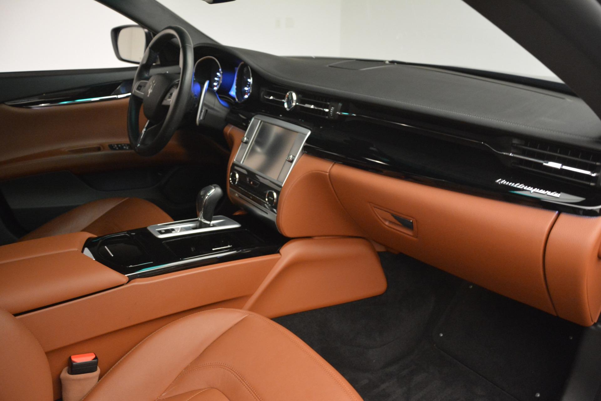 Used 2015 Maserati Quattroporte S Q4 For Sale In Westport, CT 3058_p22