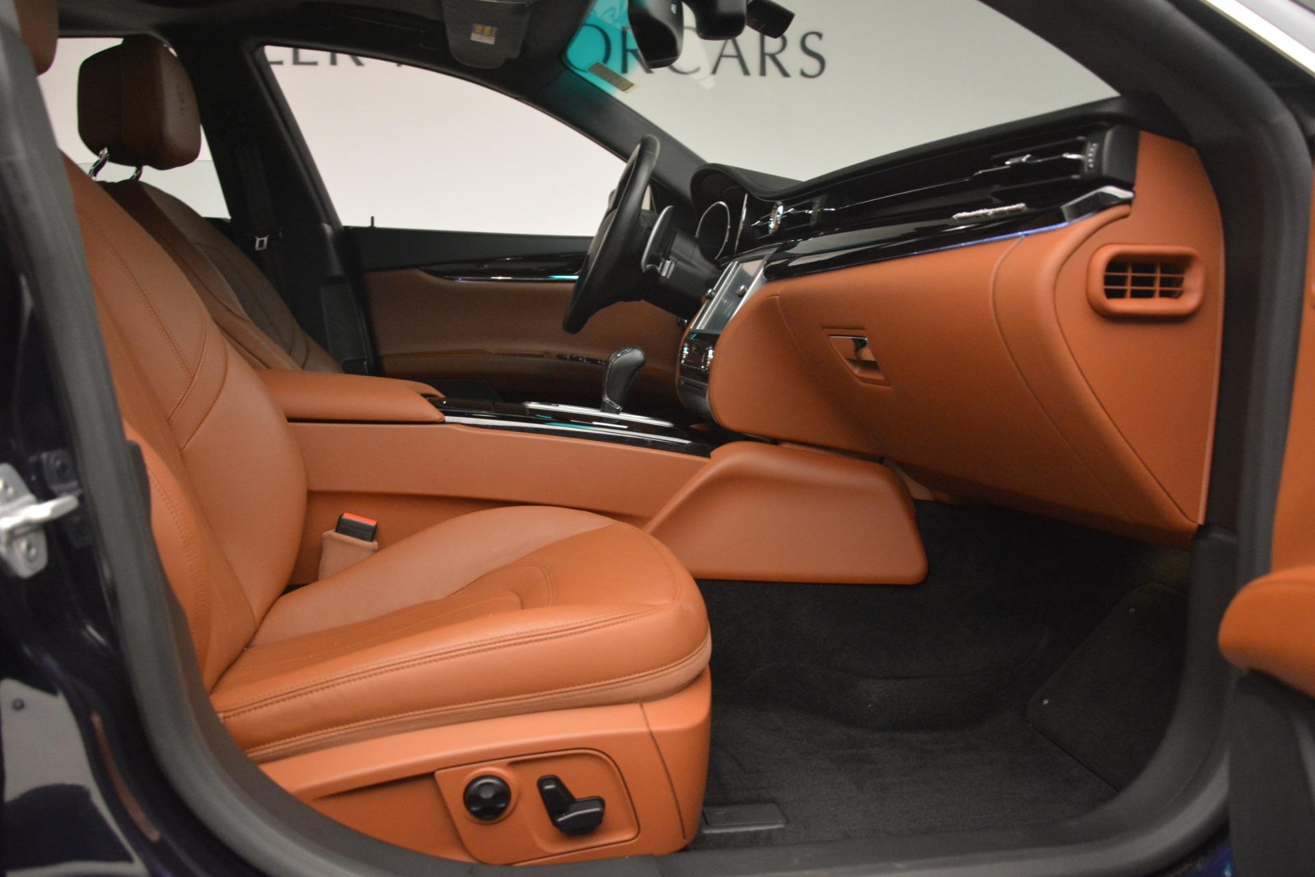 Used 2015 Maserati Quattroporte S Q4 For Sale In Westport, CT 3058_p23