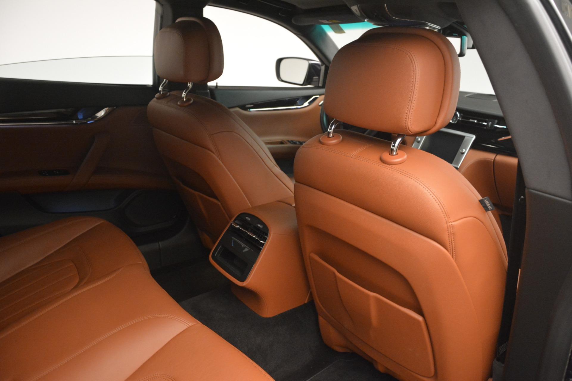 Used 2015 Maserati Quattroporte S Q4 For Sale In Westport, CT 3058_p26
