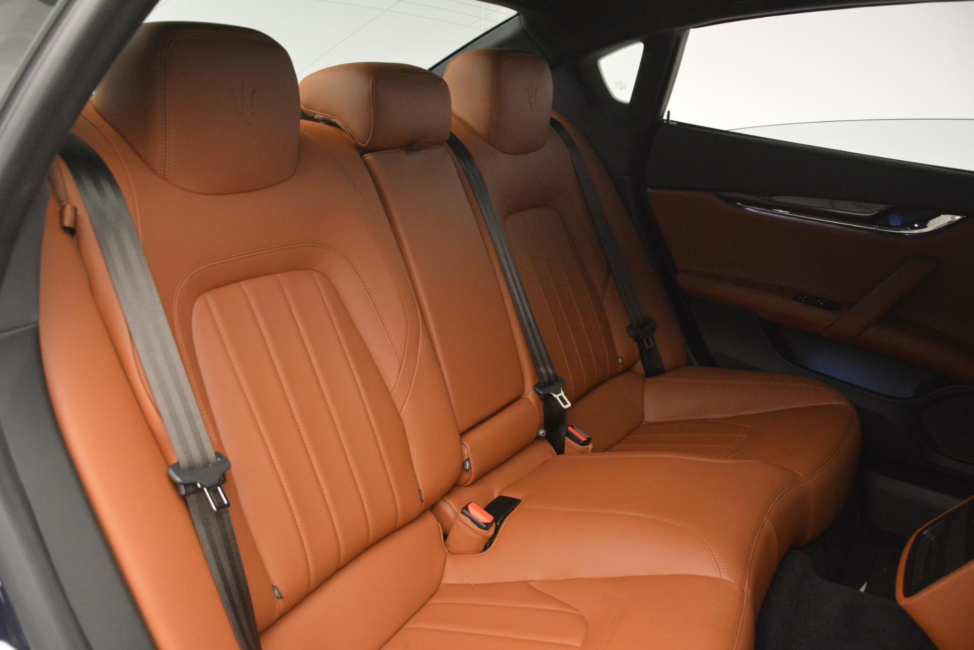 Used 2015 Maserati Quattroporte S Q4 For Sale In Westport, CT 3058_p28