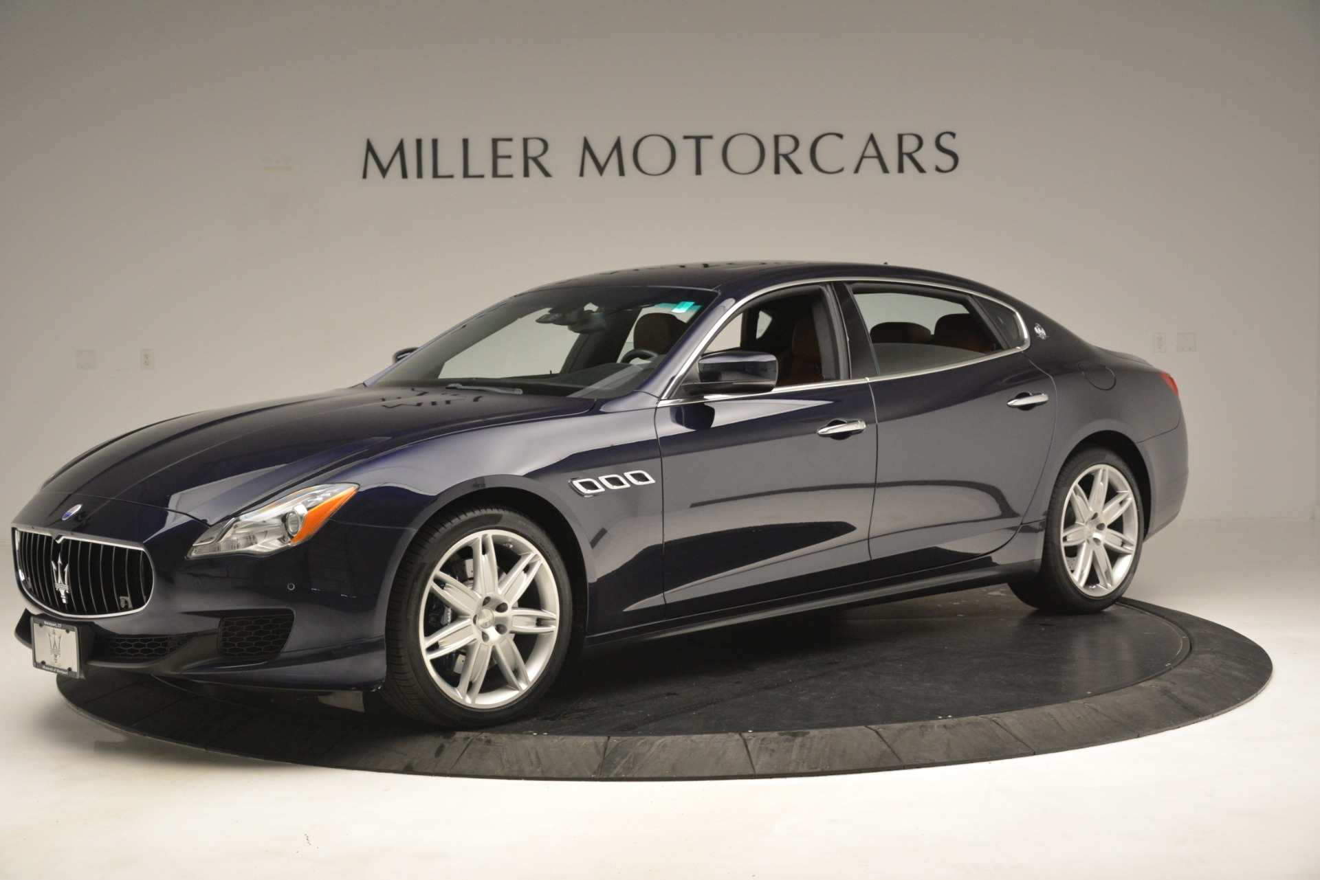 Used 2015 Maserati Quattroporte S Q4 For Sale In Westport, CT 3058_p2