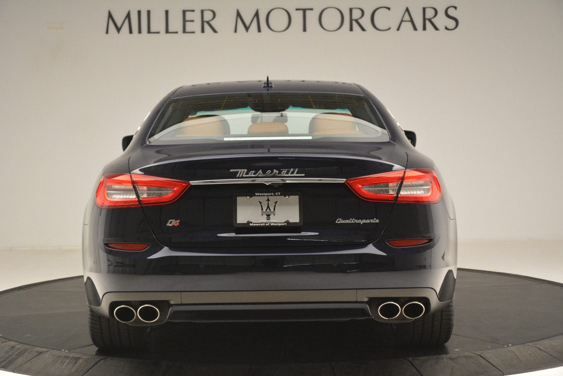 Used 2015 Maserati Quattroporte S Q4 For Sale In Westport, CT 3058_p6