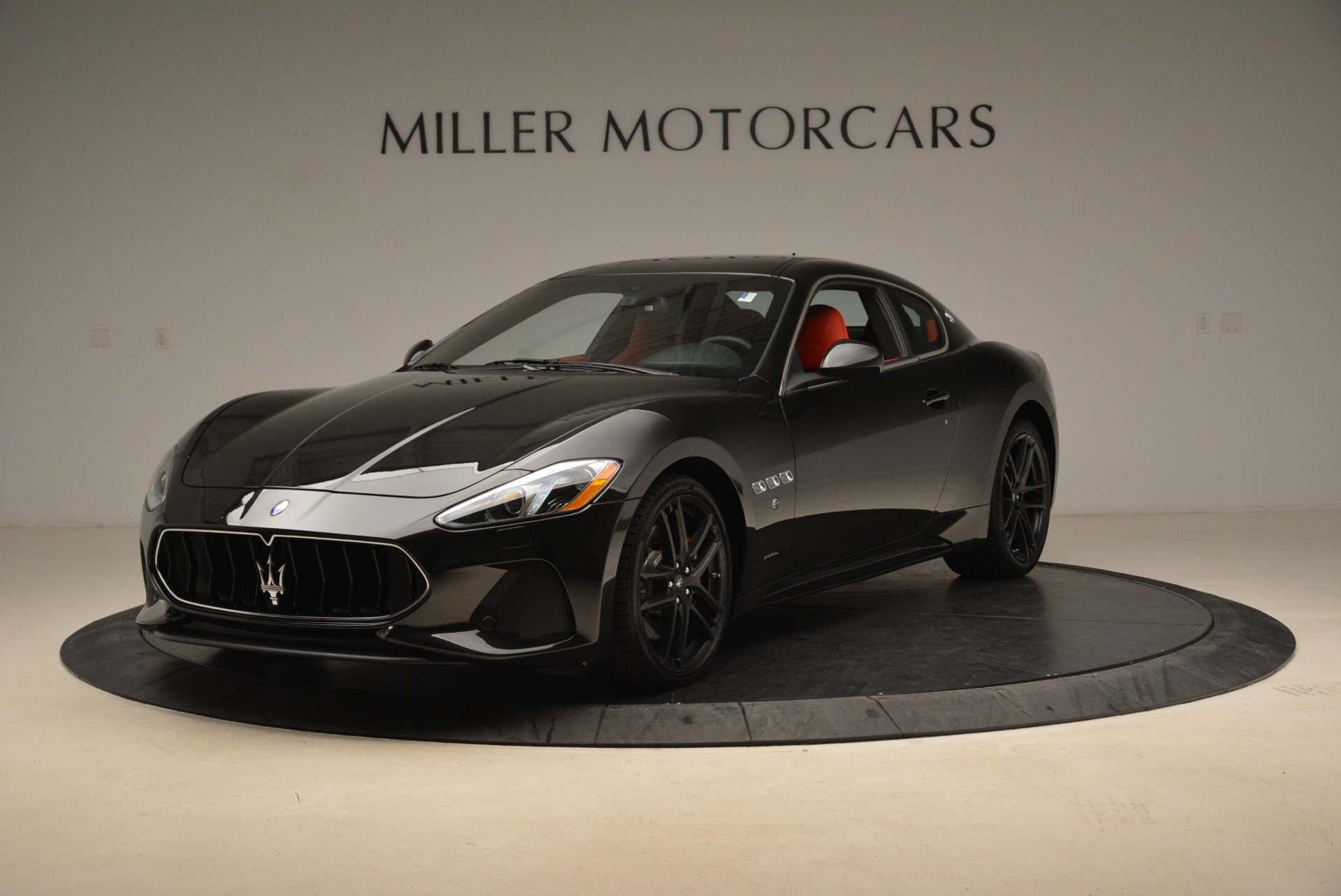 New 2018 Maserati GranTurismo Sport For Sale In Westport, CT 3059_main