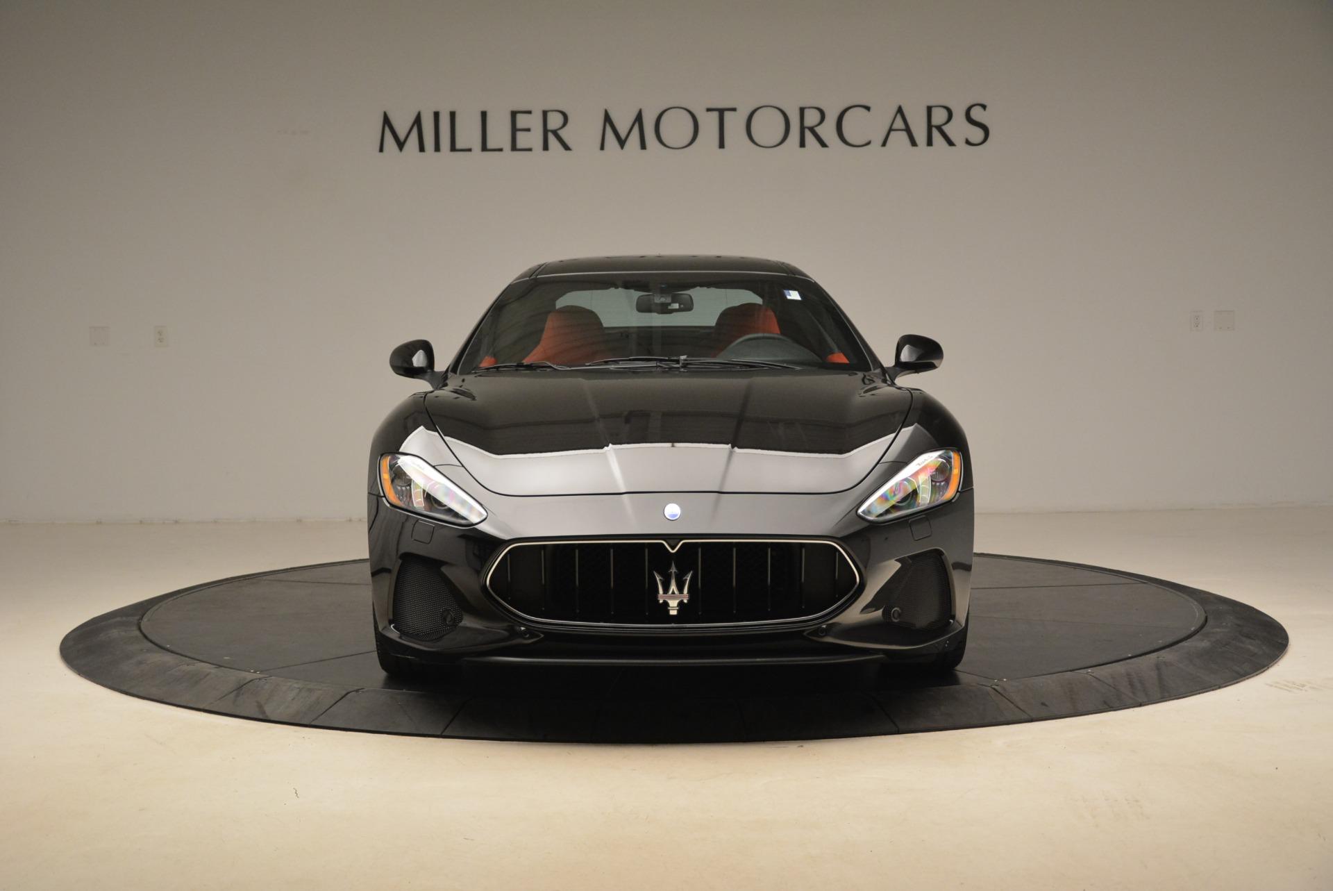 New 2018 Maserati GranTurismo Sport For Sale In Westport, CT 3059_p11