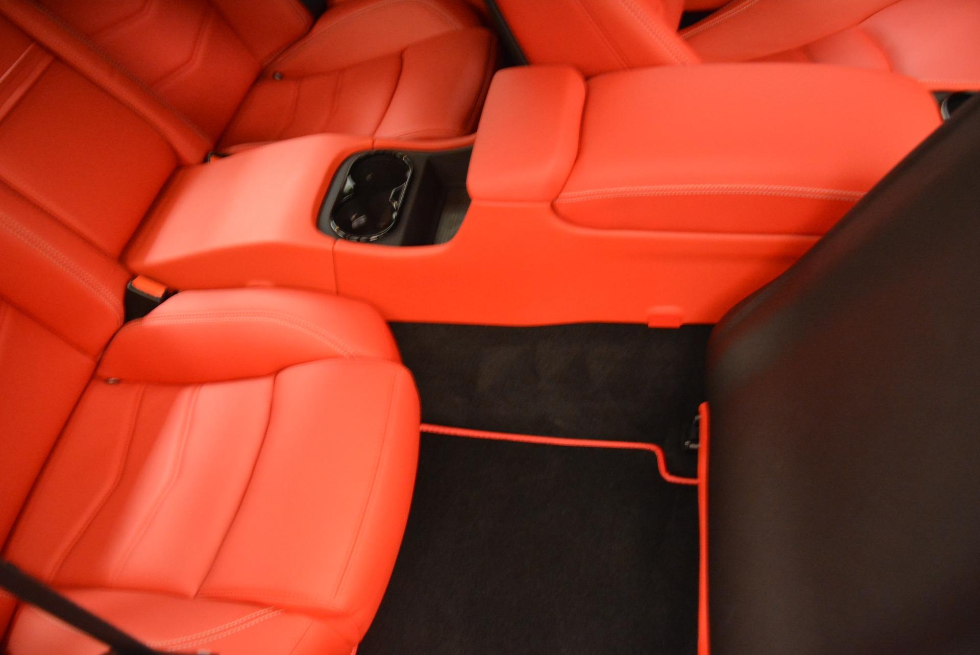 New 2018 Maserati GranTurismo Sport For Sale In Westport, CT 3059_p23