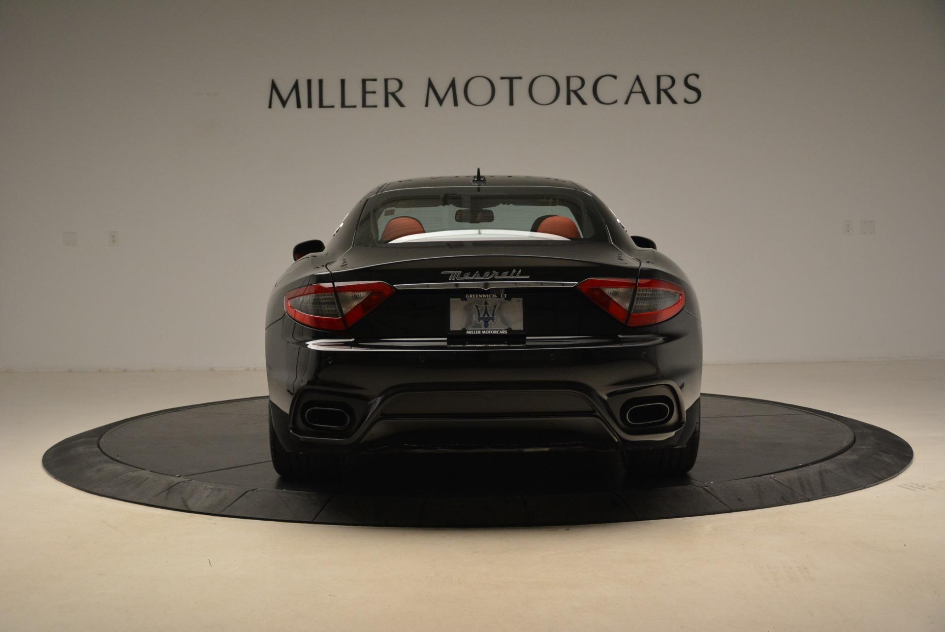 New 2018 Maserati GranTurismo Sport For Sale In Westport, CT 3059_p5