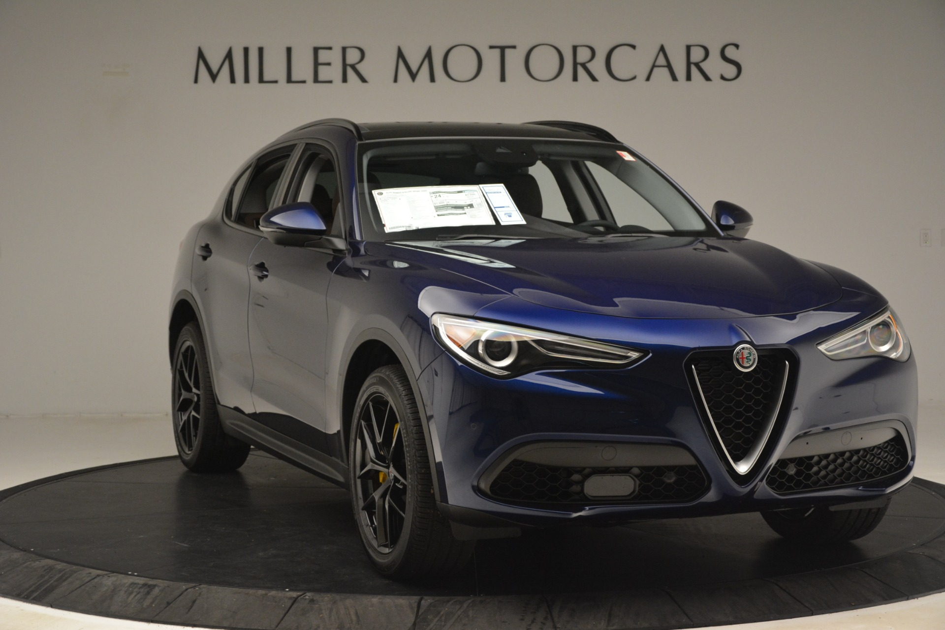 New 2019 Alfa Romeo Stelvio Sport Q4 For Sale In Westport, CT 3060_p11