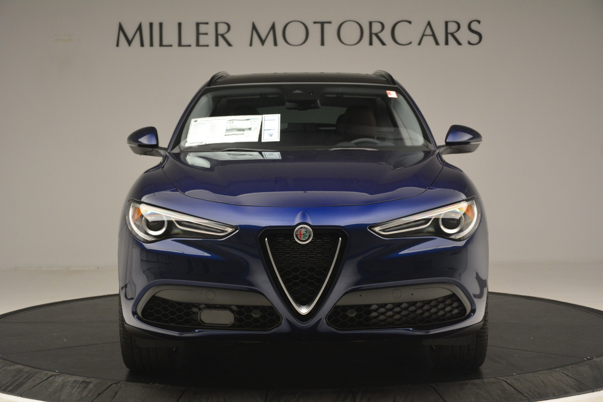 New 2019 Alfa Romeo Stelvio Sport Q4 For Sale In Westport, CT 3060_p12