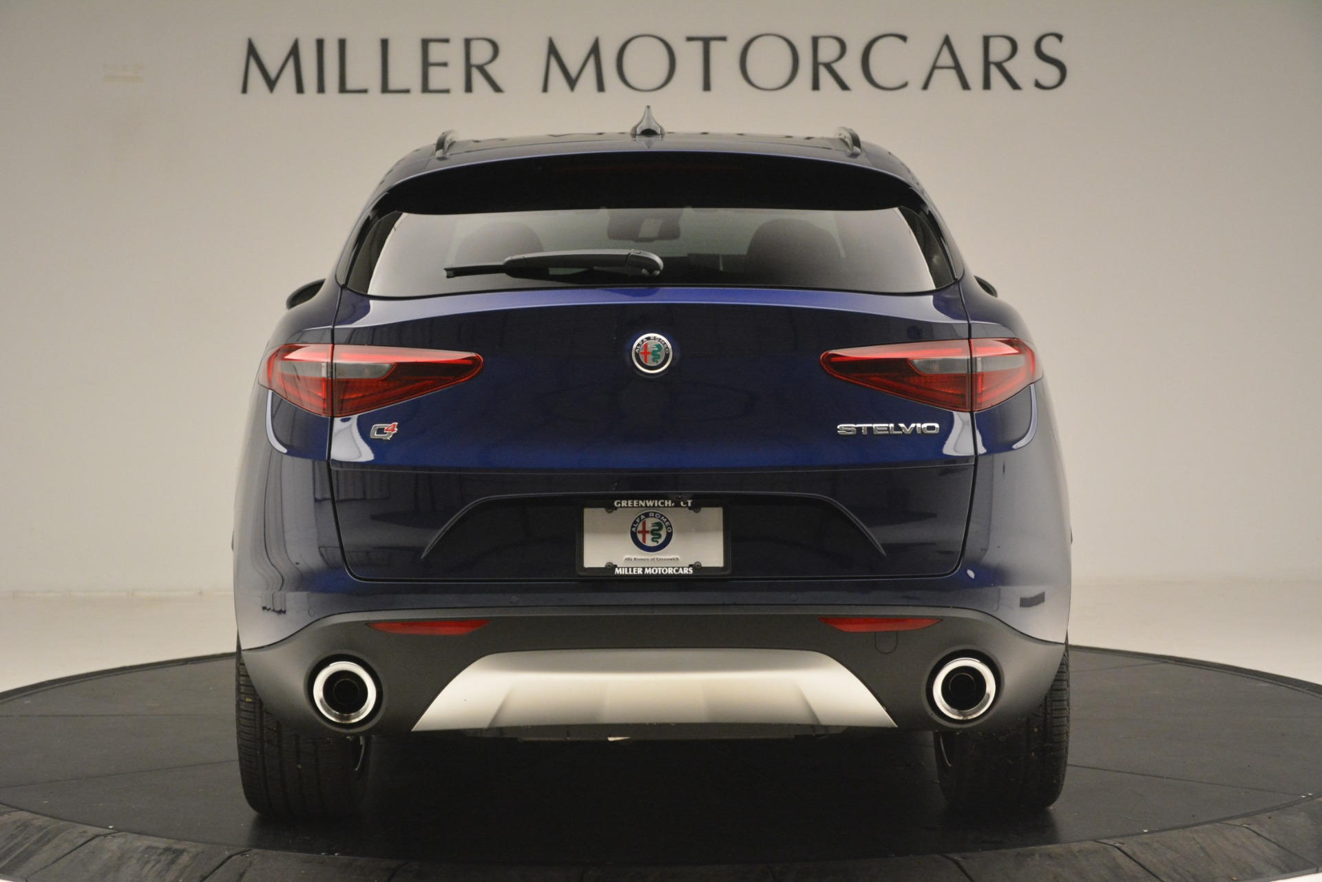New 2019 Alfa Romeo Stelvio Sport Q4 For Sale In Westport, CT 3060_p6